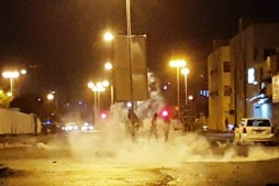 Bahrainis Continue Protests after Court Ruling against Sheikh Qassim