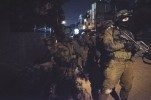 Zionist Forces Detain Palestinians on Jewish Holiday