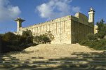 Palestinian MP Slams Israel's Theft of Part of Ibrahimi Mosque